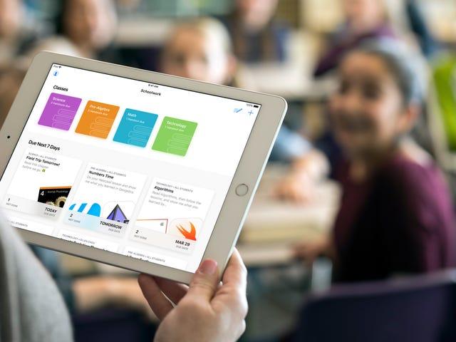 Tất cả Phần mềm Giáo dục Mới của Apple Mang đến iPads và Macs