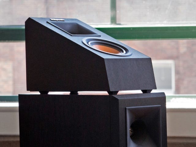 Upgrade Your Home Theater Setup to Dolby Atmos With This Discounted Speaker Pair