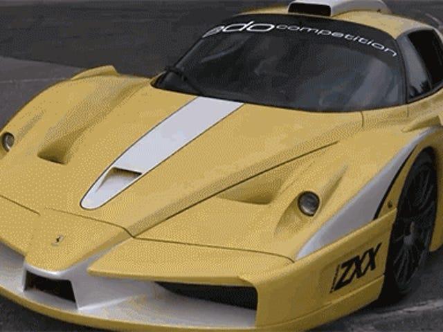 Ferrari Enzo ZXX Edo Competition: Coloque seus fones de ouvido em edição