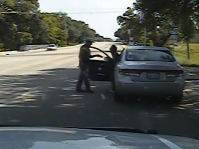 Texas State Trooper Who Arrested Sandra Bland Charged With Perjury