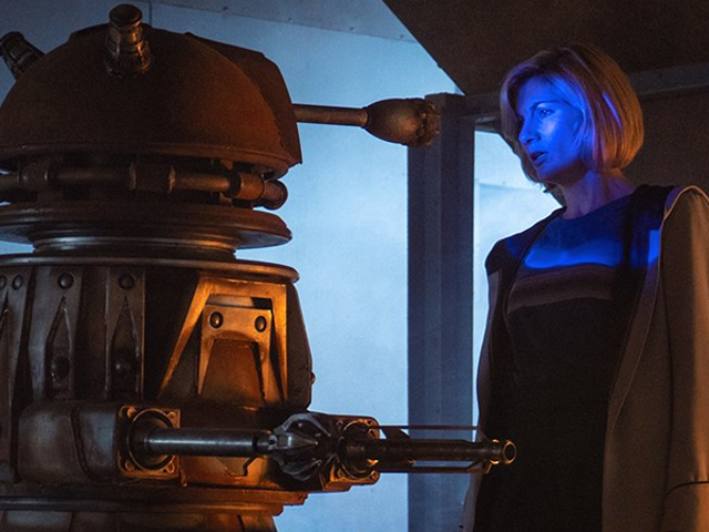 Doctor Who's New Dalek Had an Incredibly Good Secret Code Name on Set