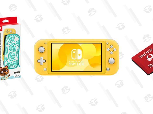ACELE! Nintendo Switch Lite 200 $ karşılığında GameStop'a Dönüyor
