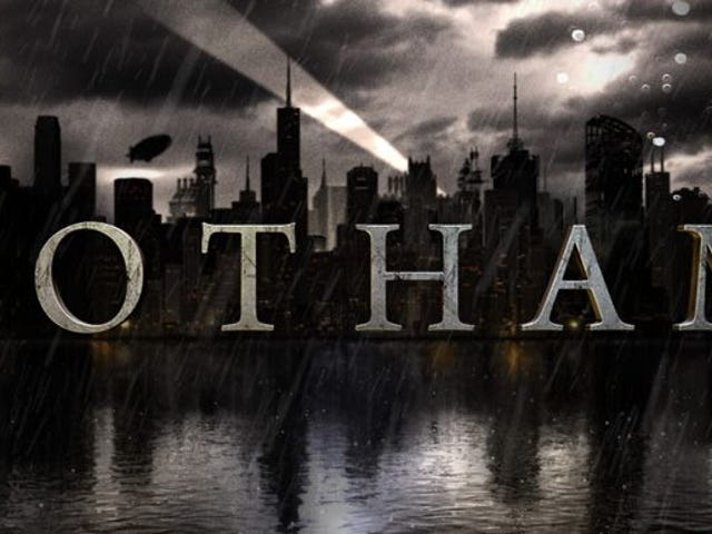 "Fox releases official synopsis and logo for ""Gotham"""