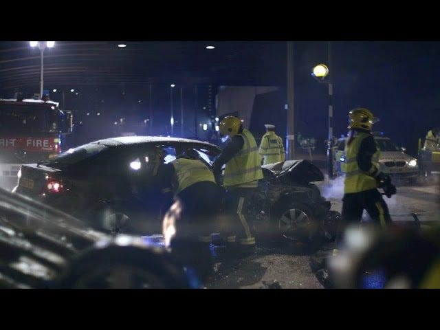 This Unfathomably Dark Anti-Drunk Driving Ad Is Full Of WTF