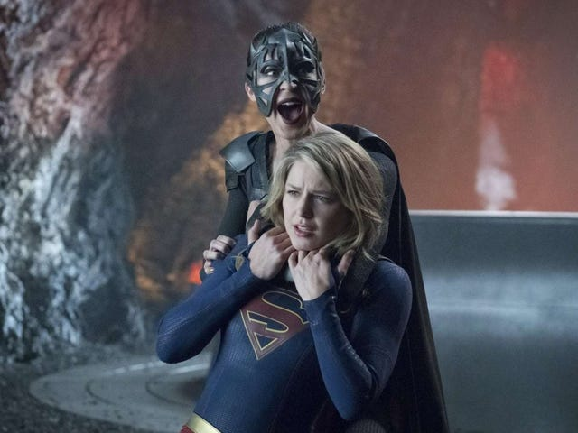 So SupergirlIs Clearly Doing a Really Famous Superman Story Next Year