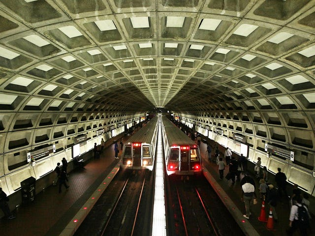 DC Is Shutting Down Metro For 29 Hours So Prepare For a Traffic Apocalypse