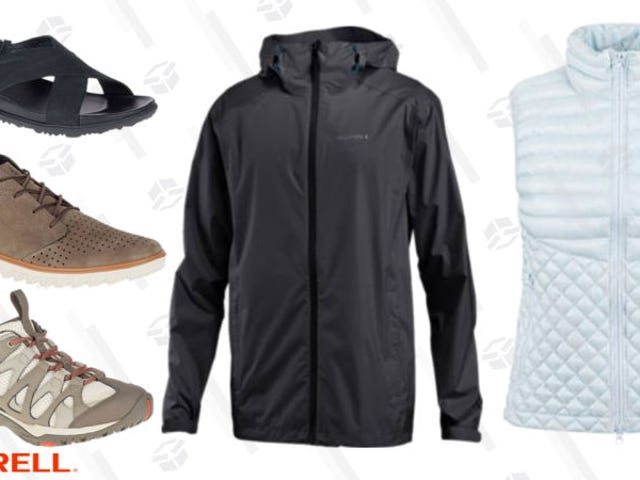 Prepare For Fall Hikes With This Merrell Sale