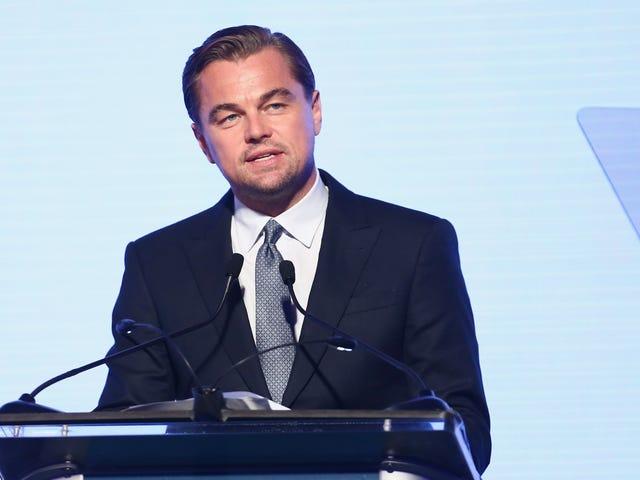 Leonardo DiCaprio might star in Guillermo del Toro's Nightmare Alley remake