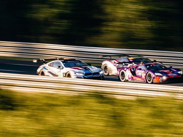 Feast Your Eyes på den rå skønhed, der er de 24 timer i Le Mans