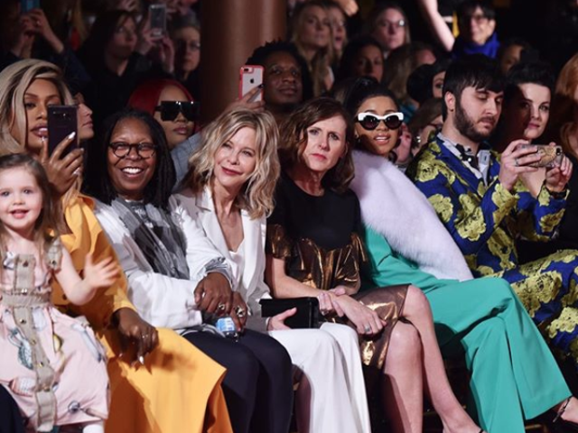 Saturday Night Social: Hosted By Christian Siriano's Balls-to-the-Wall NYFW Show
