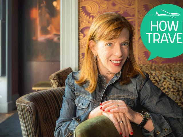 I'm Susan Orlean, Author of 'The Library Book,' and This Is How I Travel
