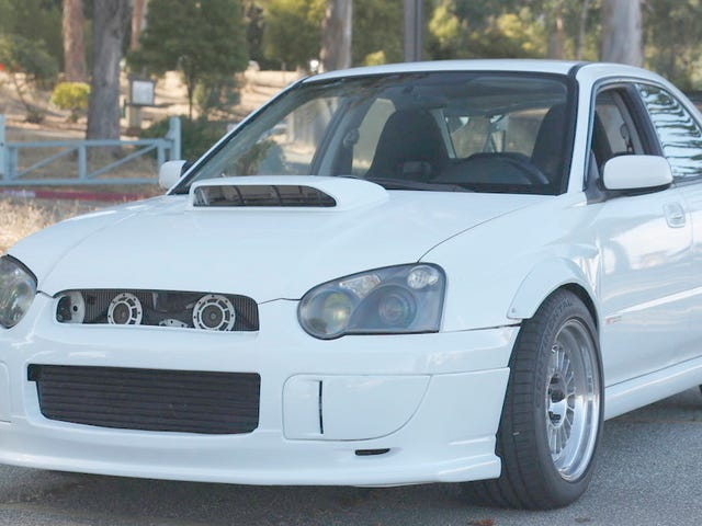 At $15,000, Could This M52-Powered 2005 Subaru WRX Be A Frankenstein Monster You Could Get Behind?