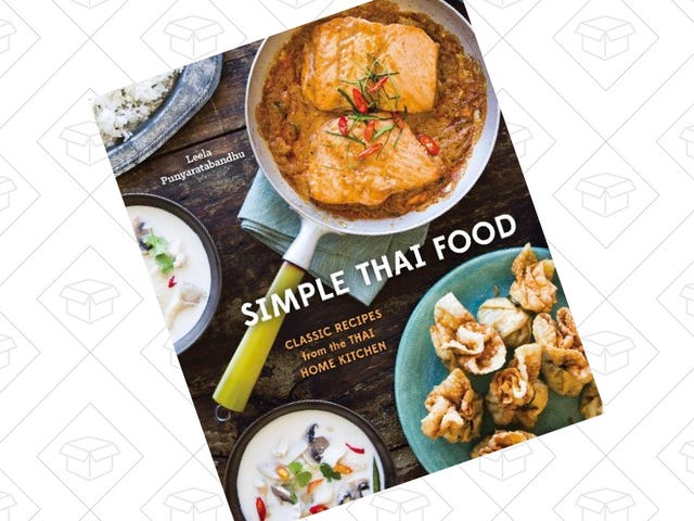 Learn How To Make Thai Food At Home With This $2 Kindle Cookbook