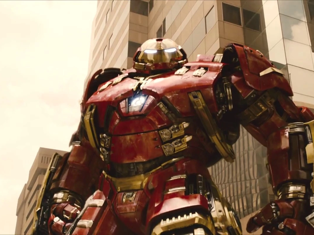 Follow This Man's Quest to Make A Life-Sized Suit of Hulkbuster Armor