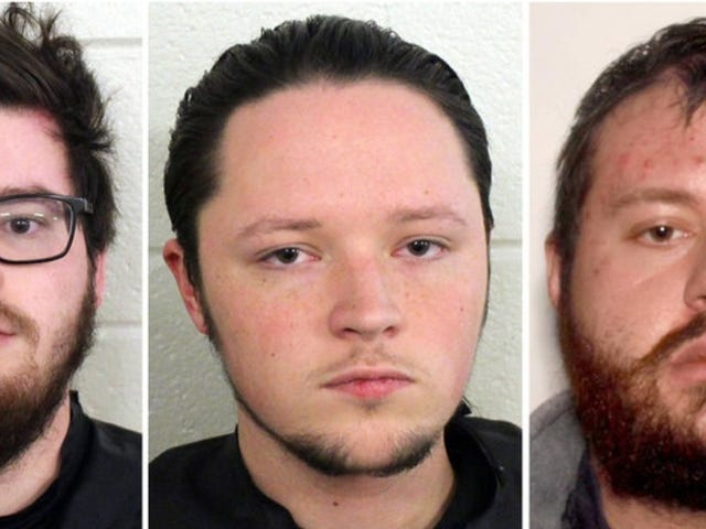 White Supremacist Group Arrested for Murder Plot, Found to Have More Targets in Mind Than Previously Known