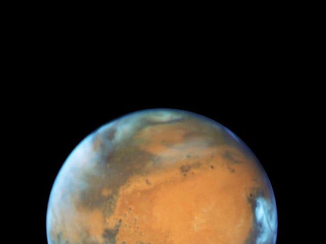 Новий портрет Марса відкриває дивні зміни на поверхні планети