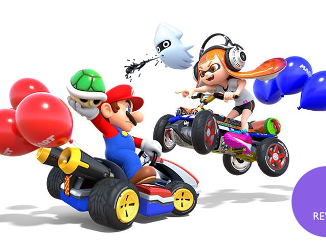 Mario Kart 8 Deluxe: The TAY Review
