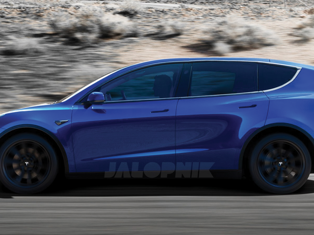 There, I Fixed the Tesla Model Y for You