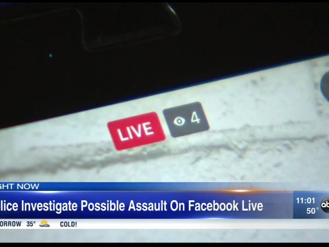 Police: No One Reported Chicago Teen's Sexual Assault Which Streamed on Facebook Live
