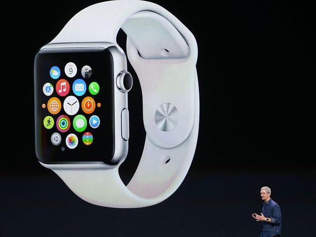 Αγόρασα ένα ρολόι της Apple 2. Έλαβα $ 399 (Plus Tax) σε ένα ρολόι της Apple 2