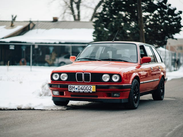 E30 Touring Suspension + Wheels Upgrade... How Would You Do It?