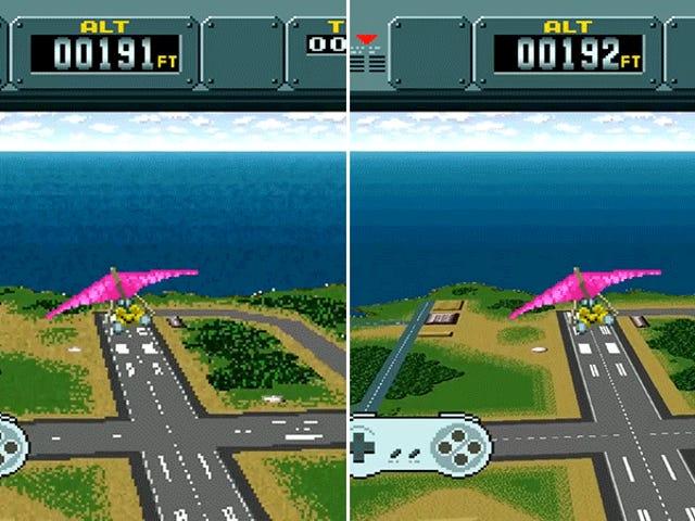 En enkel emulatorpatch gör att många Super Nintendo-spel ser fantastiskt ut på en HDTV