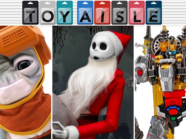 Your Shelf Can't Escape Spooky Season, and More of the Most Frightful Toys of the Week