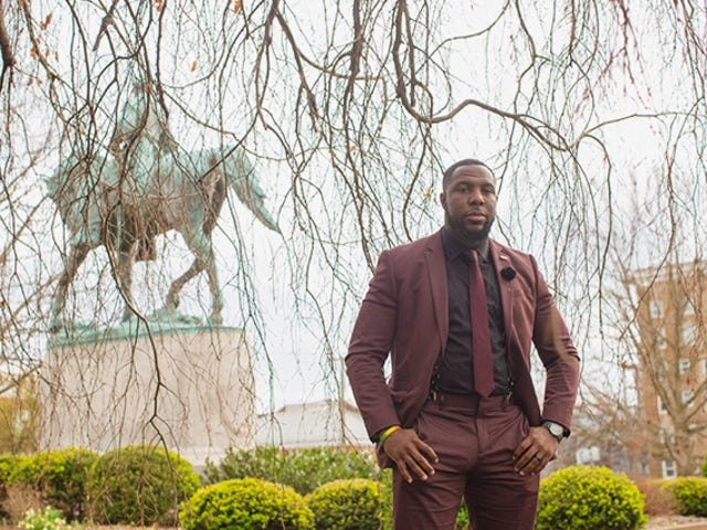 How Wes Bellamy, the 30-Year-Old Vice Mayor of Charlottesville, Va., Plans to Move His City Forward