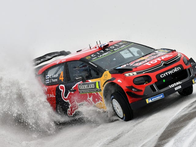 There's A Good Chance Climate Change Will Kill The Rally Sweden