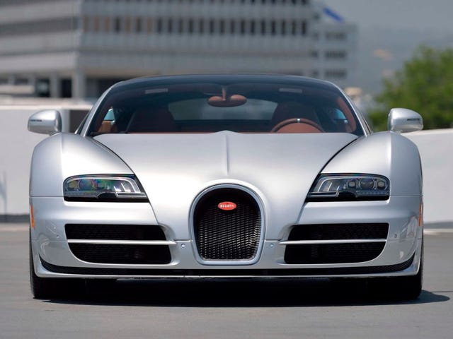 You Can Buy Four Bugatti Veyrons But That's Honestly Not Enough