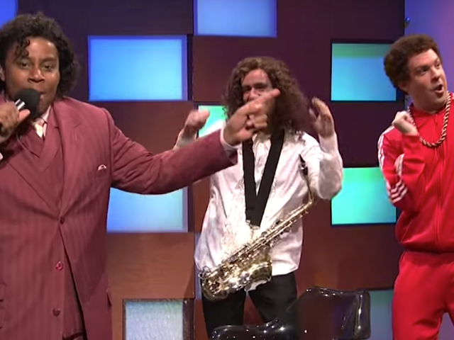 "Il supercut ""What Up With That"" di SNL presenta il tema musicale più eccitante del mondo (ancora e ancora e ancora)"