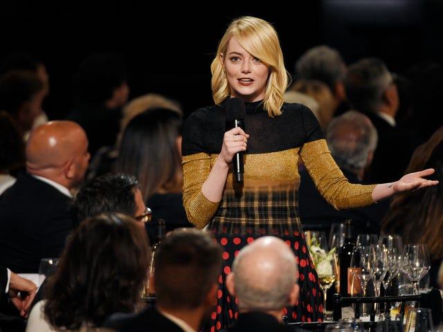 Emma Stone ist jetzt die höchste bezahlte Schauspielerin in Hollywood