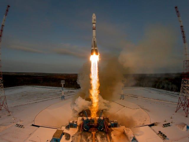 Rusia确认悬挂飞机para llevar humanos a la Luna y Marte,laprimeramisiónnotripuladaseráen2019