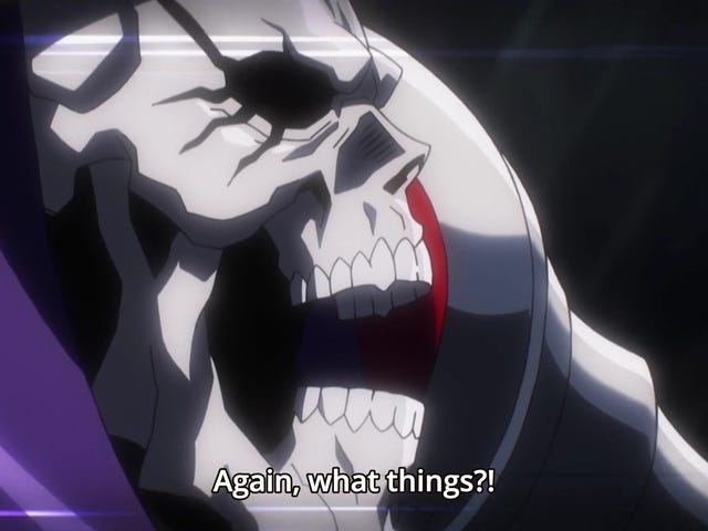 Overlord S3.2 review: B+