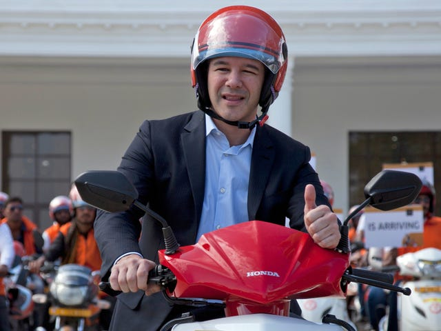 Travis Kalanick Is Already Plotting His Return to Power at Uber