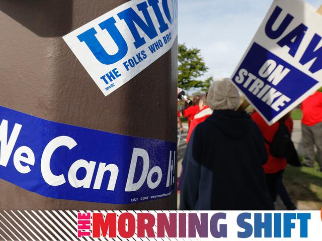 General Motors forteller streikende UAW for å skynde seg og svare på kontraktstilbudet: Rapport