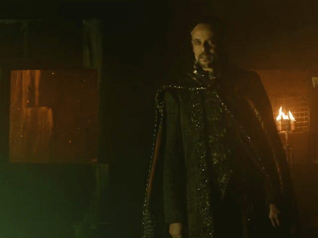 Вот ваш первый взгляд на <i>Gotham</i> на Ra's al Ghul