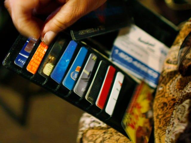 Як ви розплатилися за боргом кредитної картки?