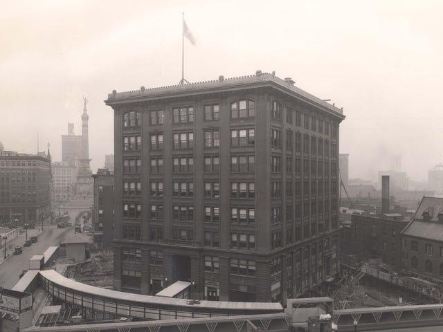 El día que una compañía telefónica movió de sitio su edificio de 11.000 toneladas con los trabajadores dentro