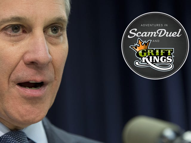 DraftKings And FanDuel Agree To Cease Operating In New York