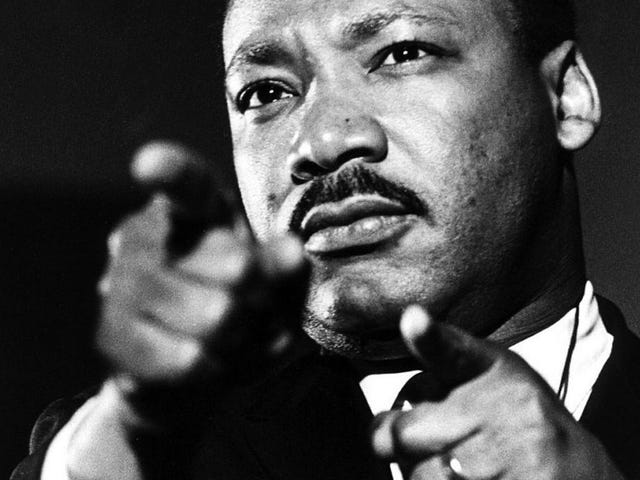 Hey, Democrats: MLK Was Talking About You, Too