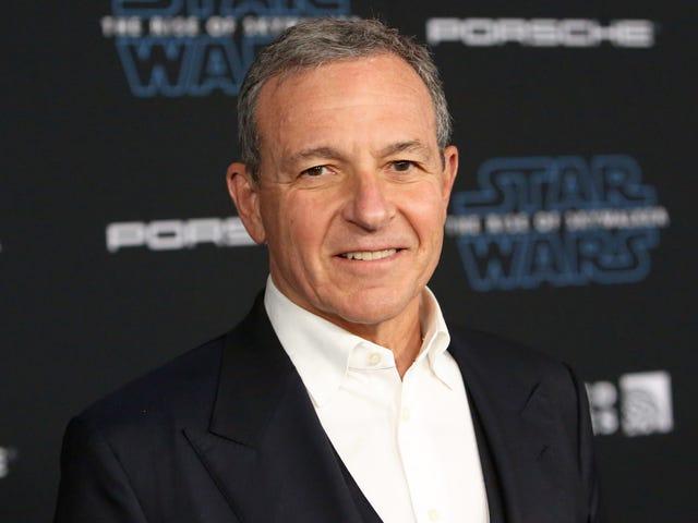 Bob Iger, Disney CEO'su olarak görevden alındı ve Bob adında başka biriyle değiştirildi