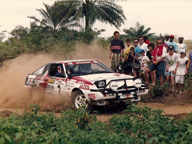 This seems like a good time to dump some rally photos
