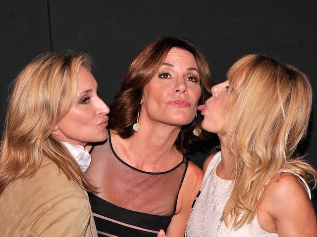 Countess LuAnn's New Fiancé Also Hooked Up with Ramona Singer and Sonja Morgan