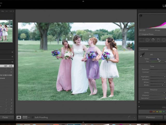 The Not-So-Scientific Way to Find Great White Balance on Photos