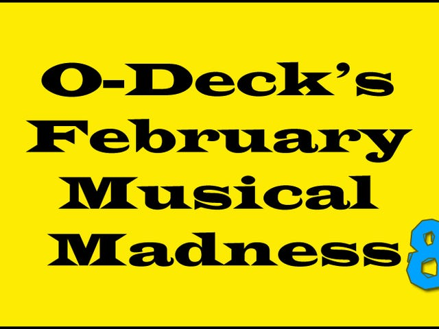February Musical Madness: The Elite 8