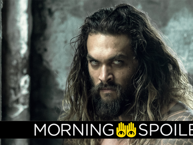 Jason Momoa、Aquamanの<i>Justice League</i> Backstoryと<i>Man of Steel</i>の間の興味深いリンクを確認