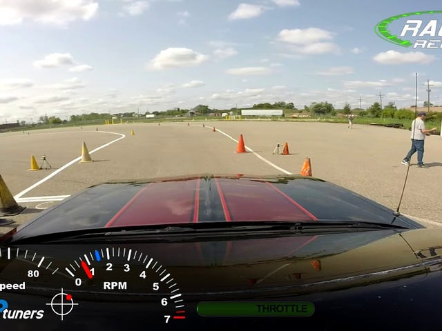 Best runs from Autox yesterday