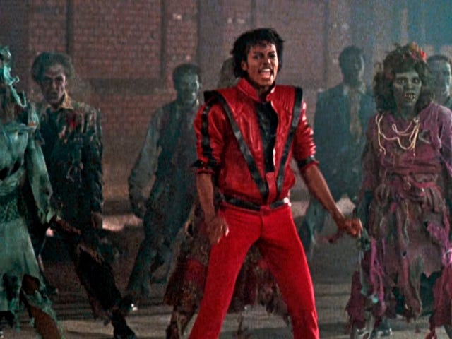 Darkness Falls Across the Land, Michael Jackson's Thriller3D IMAX Debut Is Close at Hand