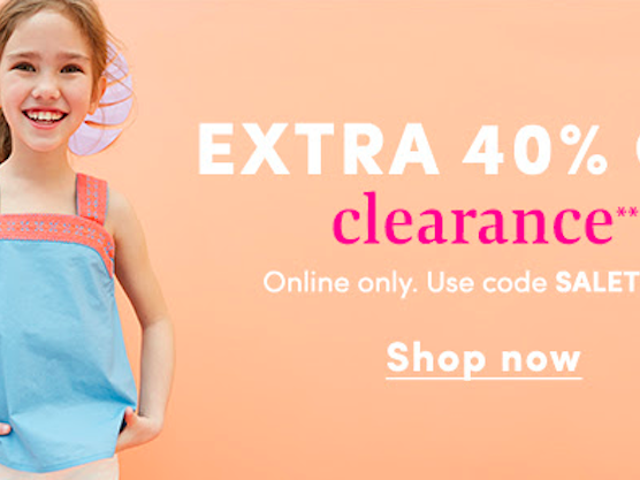 Get An Extra 50% Off Clearance Items At J. Crew Factory